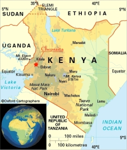 KenyaMap