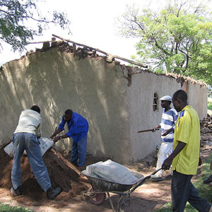Building the Nursery School